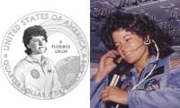 Astronautul Sally Ride va avea chipul imprimat pe o monedă