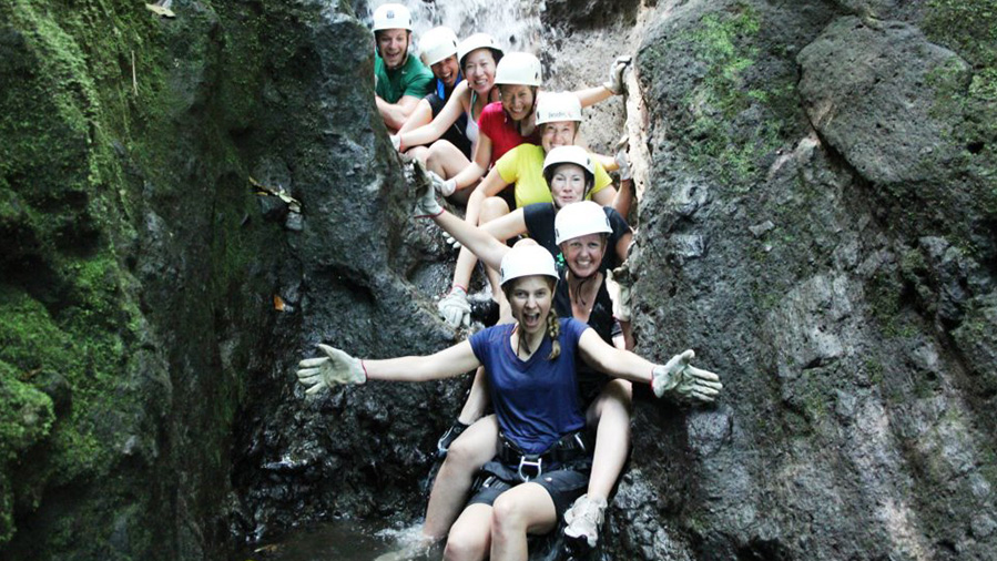 Tour Rappell From: $90.00 p/p