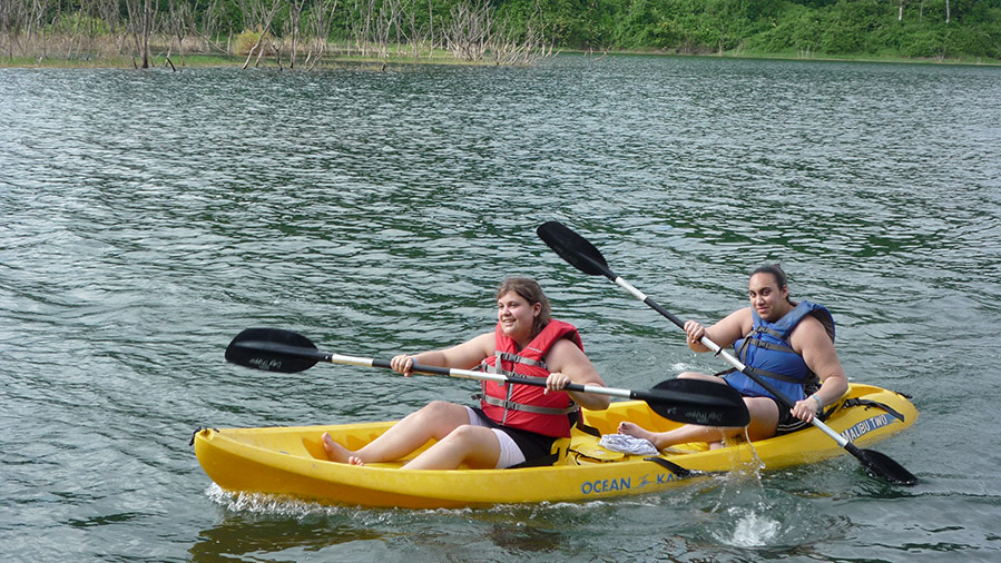 Kayaking From: $110.00 p/p
