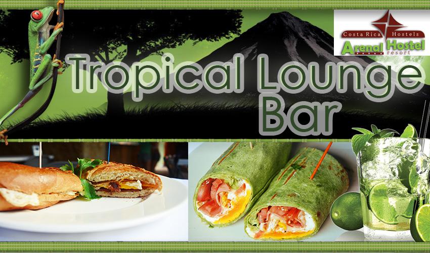 Tropical Lounge Bar