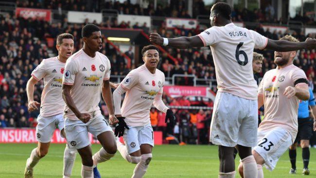 Performa apik dari bomber Manchester United, Marcus Rashford, menarik perhatian dari tiga klub papan atas Eropa