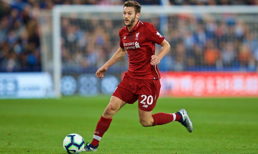 Manajer Liverpool Masih Percaya Dengan Adam Lallana