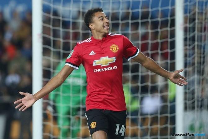 Manchester United kembali duduki posisi aman.