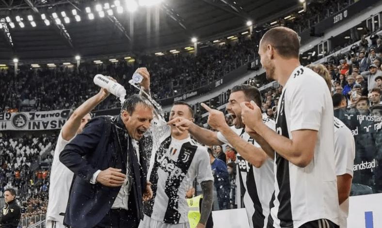 Massimiliano Allegri Telah Resmi Meninggalkan Juventus
