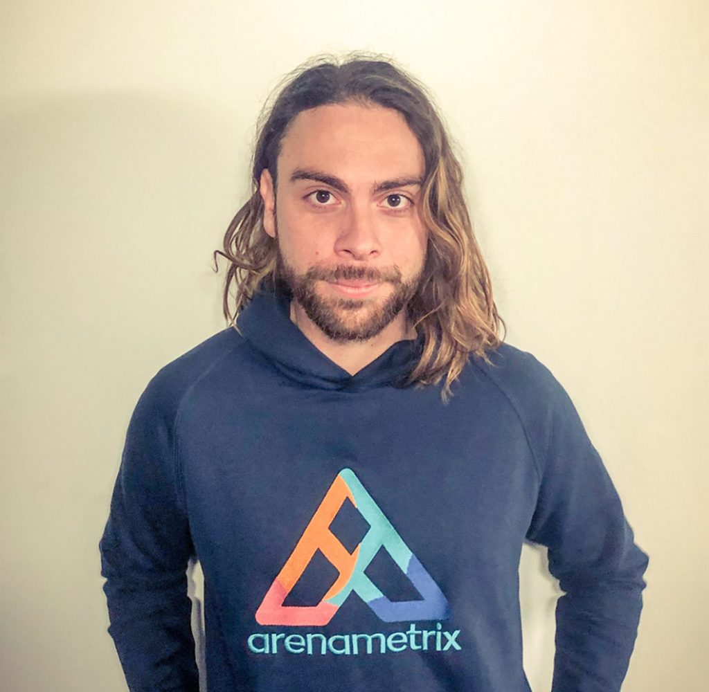 Edgar Quelet Arenametrix
