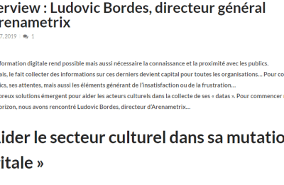 Interview Ludovic Bordes