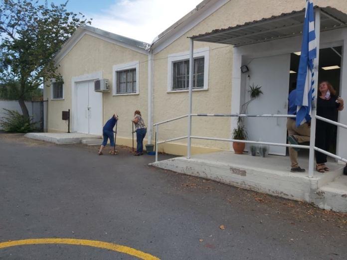 Στη Μεσσήνη προετοιμάζονται για το άνοιγμα των σχολείων
