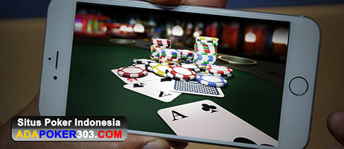 Daftar Akun Poker Online Uang Asli Minimal Deposit 10 Ribu Rupiah