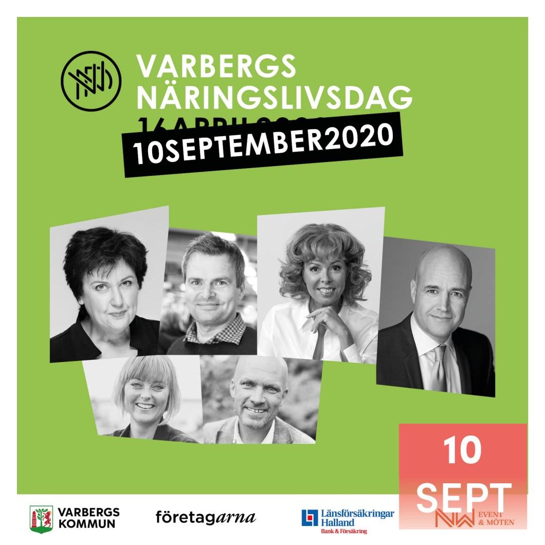 Varbergs näringslivsdag 2020