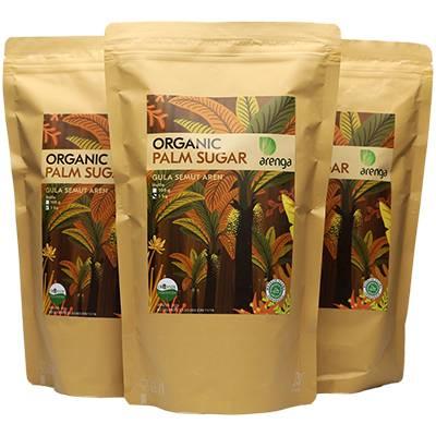 Arenga palm sugar kemasan 1 kilogram
