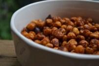 3. Roasted Chickpeas