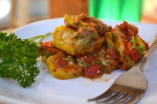 13. Vegan Italian Vegetable Casserole