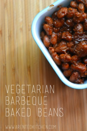 Vegetarian Barbeque Baked Beans