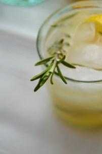 Rosemary & Gin Fizz