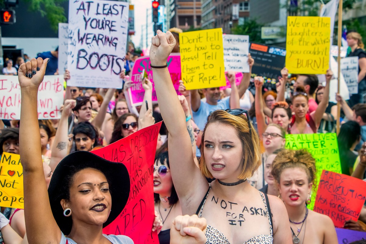 Why I No Longer Identify as a Feminist