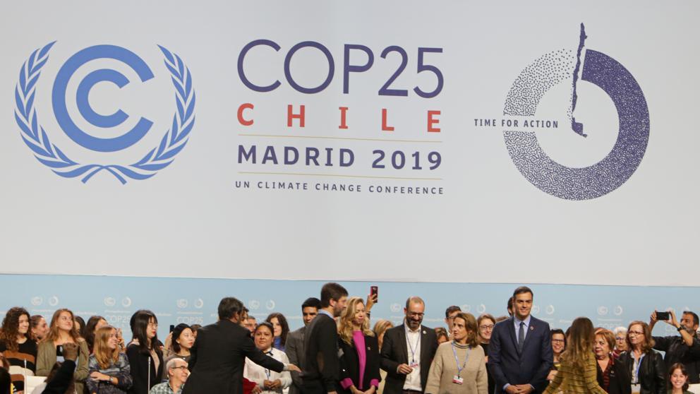 Clima, petróleo y contaminación