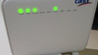 cantv modem
