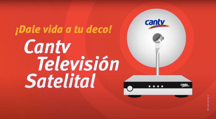 Cantv Televisión Satelital