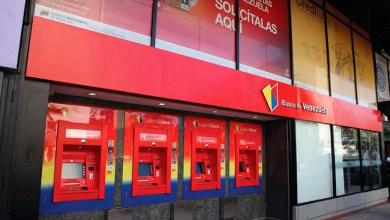 cambiar numero de telefono del Banco de Venezuela desde casa