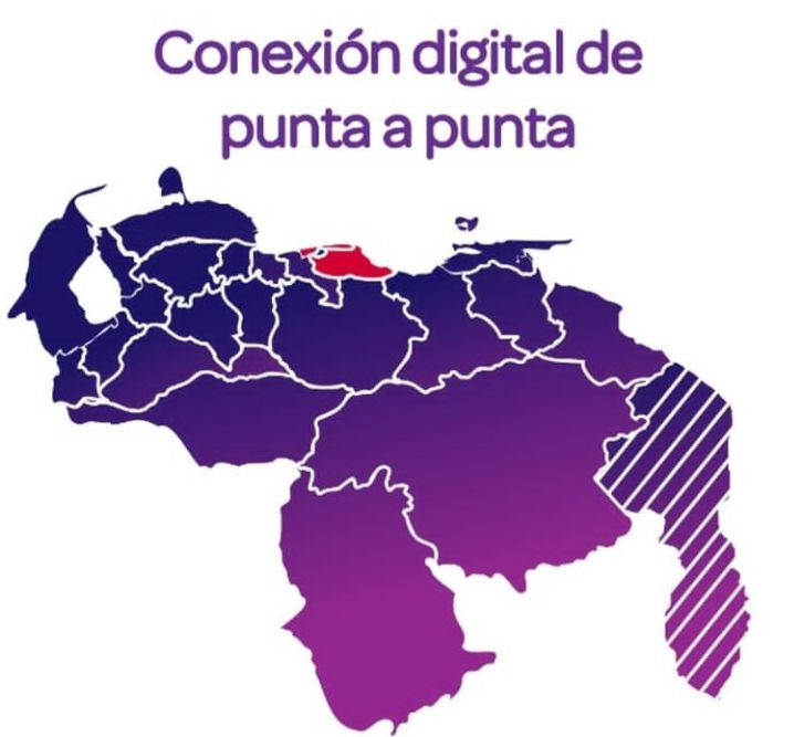 Nuevas zonas 4G Digitel región Capital