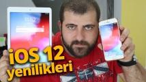iOS 12 özelliklerine ilk bakış! iOS 11 ile karşılaştırdık!