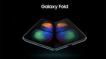 Katlanabilir telefon Samsung Galaxy Fold tanıtıldı!