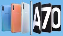 Samsung Galaxy A70 tanıtıldı! İşte özellikleri
