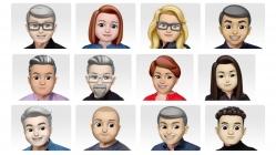 Apple liderler sayfası animoji ile renklendi!