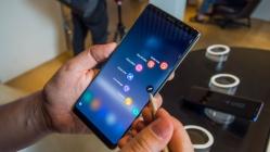 Galaxy Note 9 ilk kez görüntülendi!