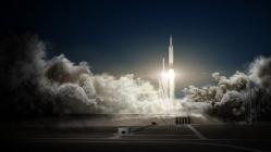 Elon Musk'tan Mars üssü görselleri