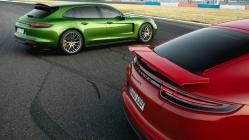 2019 Porsche Panamera GTS göz kamaştırıyor!