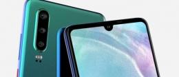 Huawei P30 ekranı nasıl olacak?