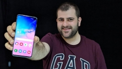 Samsung Galaxy S10 ön inceleme (Video)
