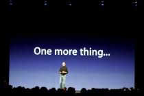 Apple 'One more thing' savaşını kaybetti!