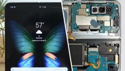 Samsung Galaxy Fold parçalarına ayrıldı!