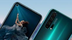 Dört arka kameralı Honor 20 Pro tanıtıldı!