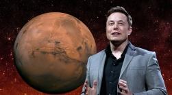 Elon Musk Mars tweet'i ile interneti karıştırdı