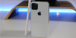 Apple Pencil, iPhone 11 Pro kılıfında ortaya çıktı!