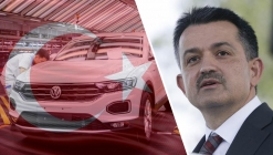 Bakan'dan Volkswagen fabrikası için açıklama geldi!