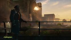 Cyberpunk 2077'den yeni görüntüler geldi