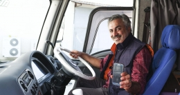 30 binden fazla kamyoncunun cebindeki uygulama: eTA