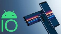 Sony Android 10 güncelleme listesi yayınlandı