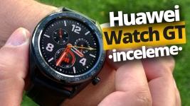 Huawei Watch GT inceleme! (Video)