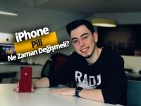 iPhone pilleri ne zaman değiştirilmeli?