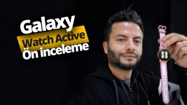 Samsung Galaxy Watch Active ön inceleme (Video)