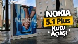 Nokia 5.1 Plus kutusundan çıkıyor!