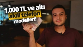 1000 TL altı telefonlar - Ağustos 2019