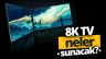 Samsung 8K TV neler yapabiliyor? (Video)