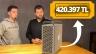 420.000 TL'lik Mac Pro yerine neler alınır?