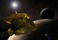 İşte Plüton'un İlk Gerçek Fotoğrafı!